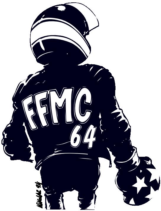Emblème pour la ffmc 64