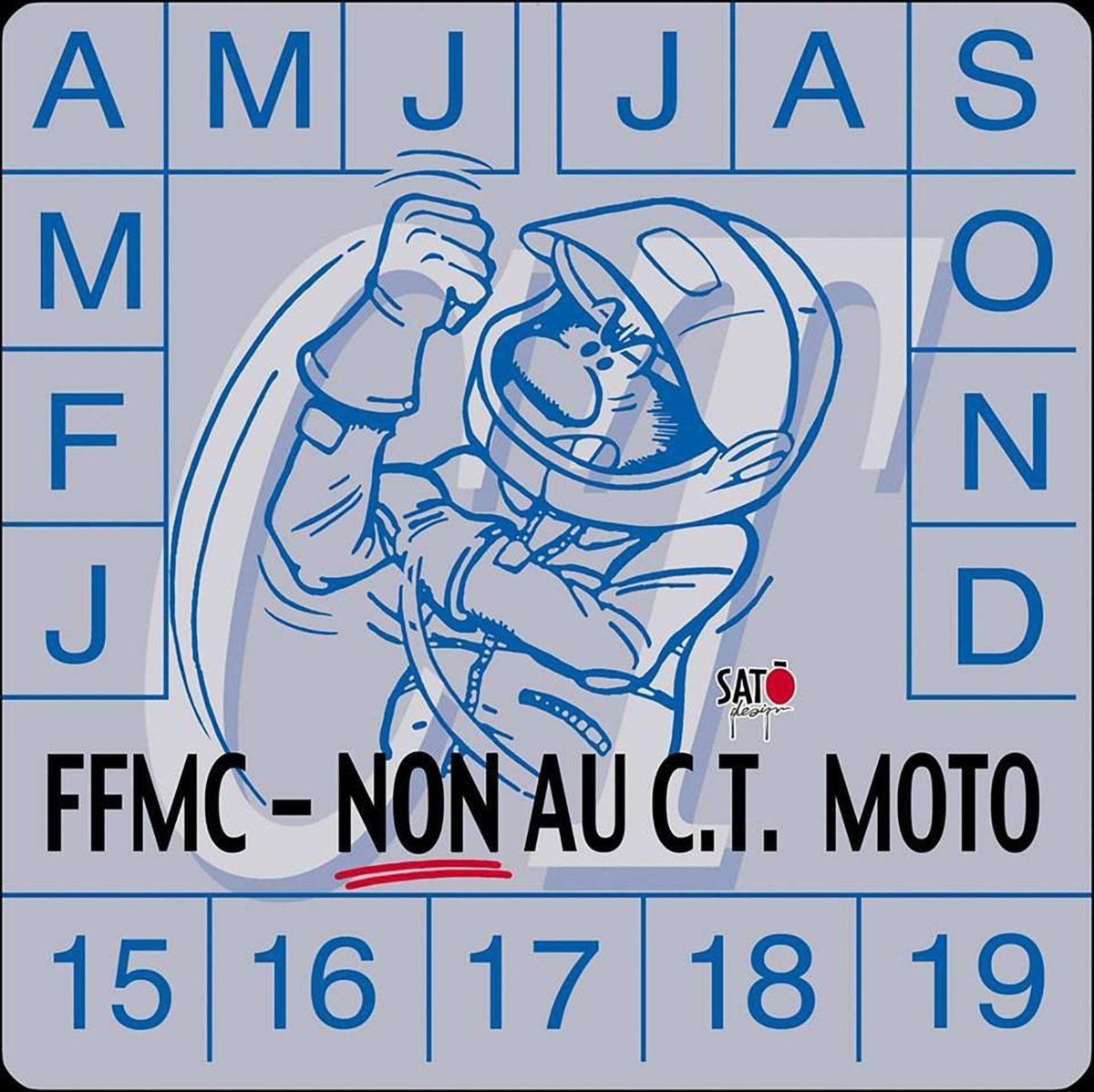 10 avril : Jour de colère contre le contrôle technique moto